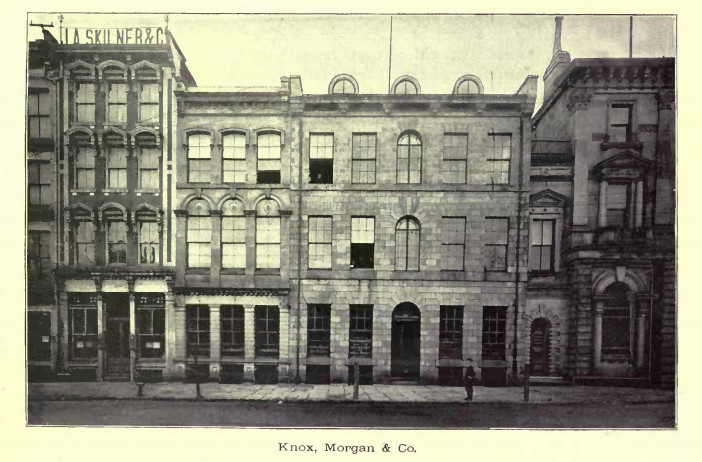 The block in 1892