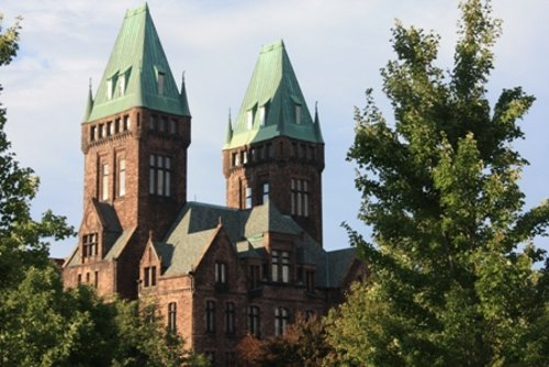 Richardson-Olmstead Complex (former Buffalo State Hospital)
