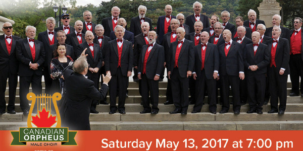 Canadian Orpheus Male Choir