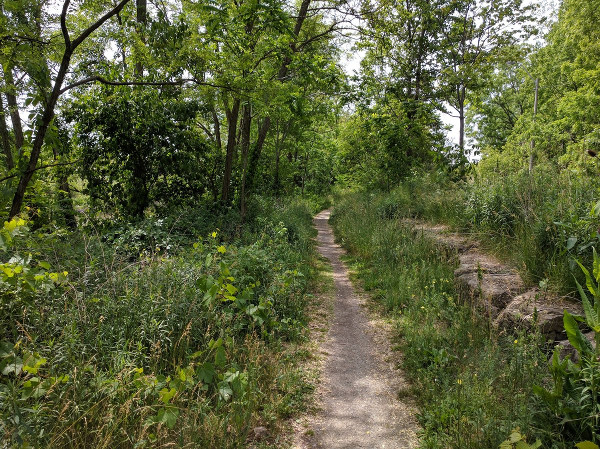 Desjardins Recreational Trail