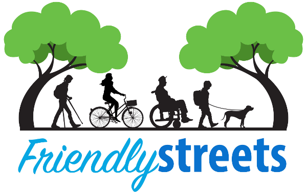 Friendly Streets logo