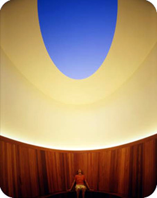 James Turrell's Skyspaces