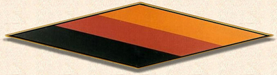 Kenneth Noland, Shade (Photo Credit: Sharecom)