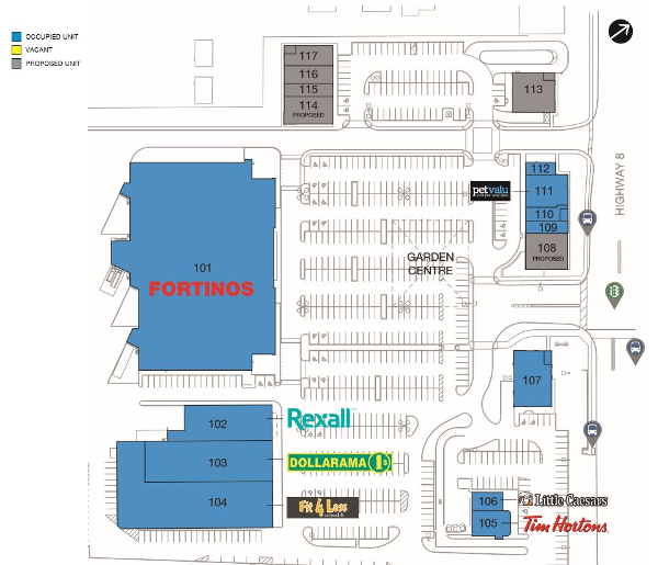 Fiesta Mall redevelopment plan (Image Credit: Skyscraperpage)