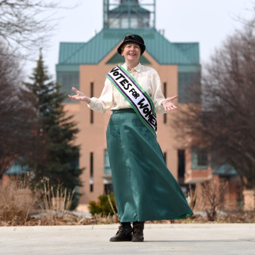 The Modern Suffragette