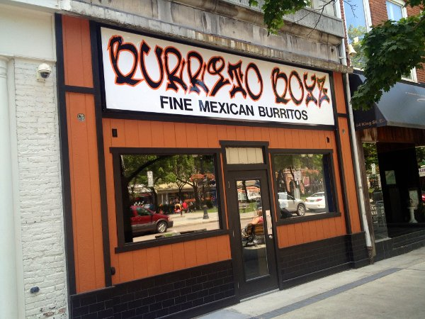 Great burritos are almost here