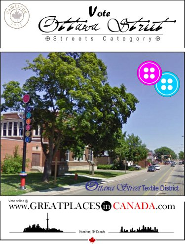 Great Places in Canada: Ottawa Street