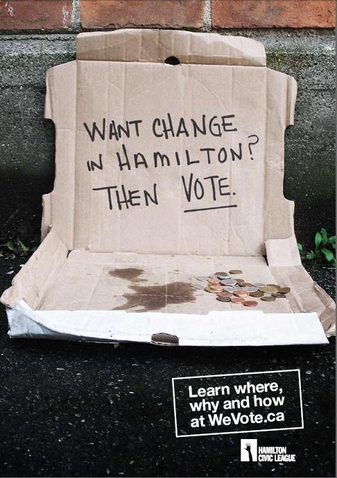 HCL Poster: Want Change?