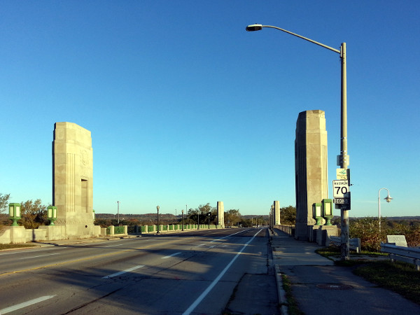 McQuesten High Level Bridge (RTH file photo)