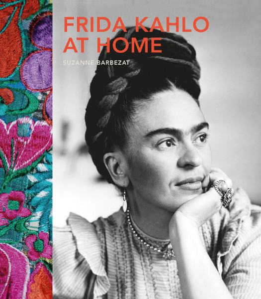 Book Cover - Frida Kahlo at Home