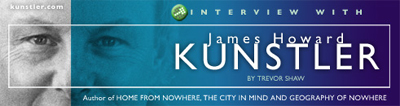 Interview with James Howard Kunstler