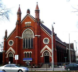 Erskine Presbyterian Church