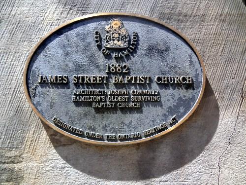 Designation plaque