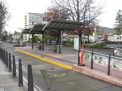 Hilyard Station, Eugene Oregon (Image Credit: Flickr)