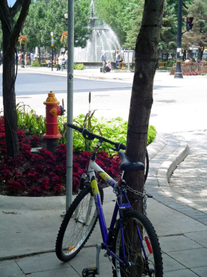 Fountainbike