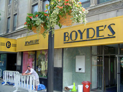 Boyde's Jewellers