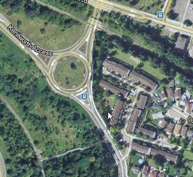 Kenilworth Traffic Circle