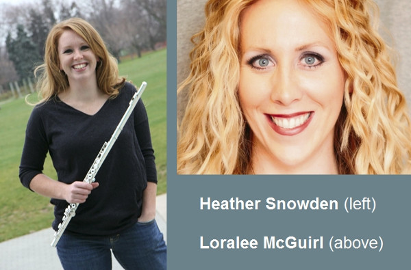 Heather Snowden and Loralee McGuirl (Image Credit: Heather Snowden and Loralee McGuirl)