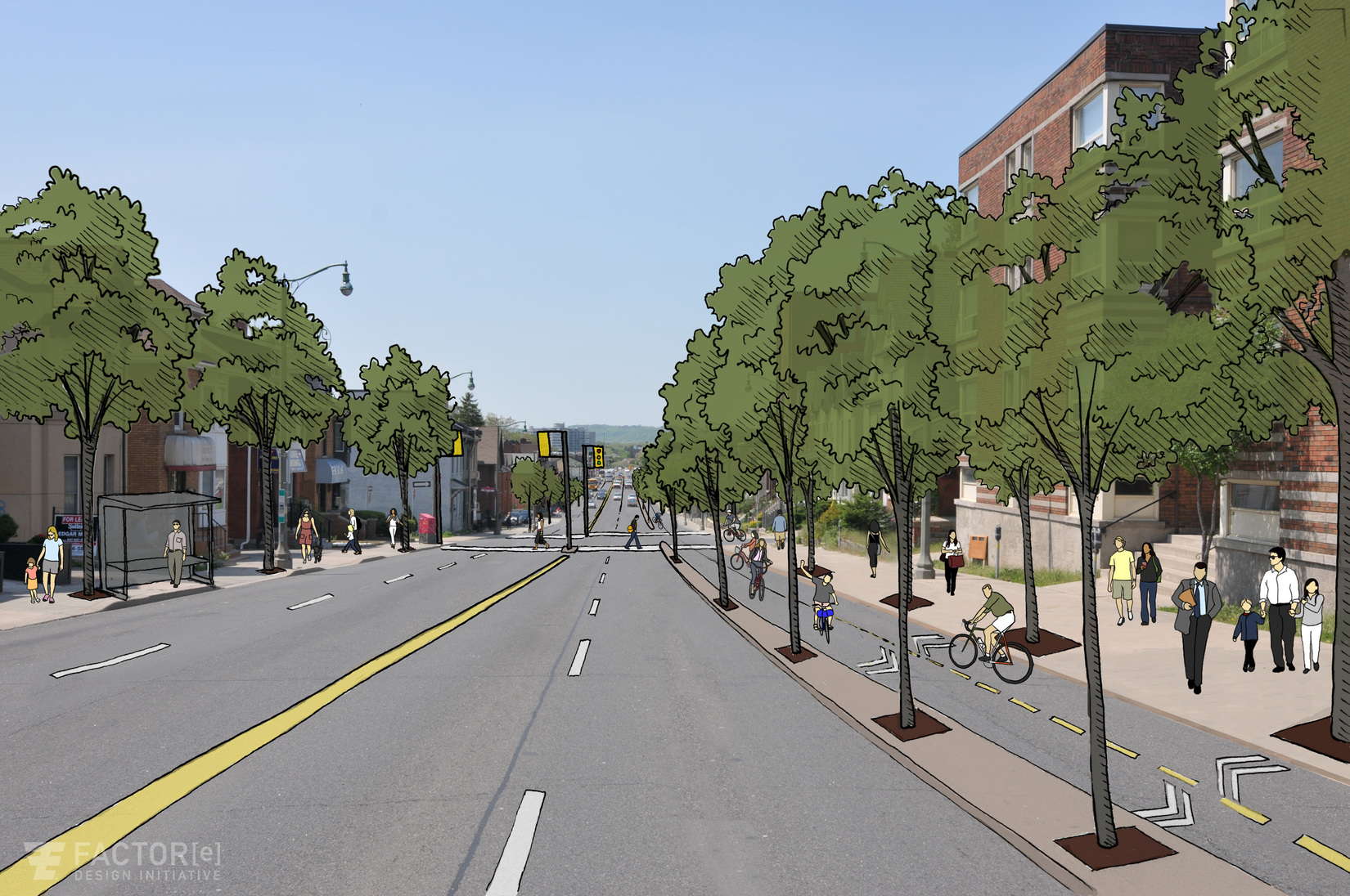A New Vision For Main Street West - Raise the Hammer