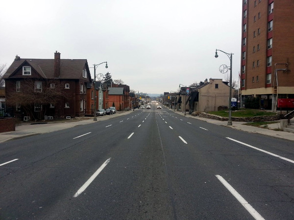 Main Street West (RTH file photo)