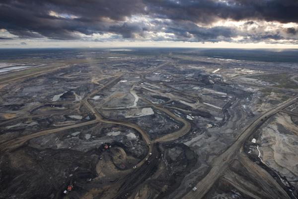 Alberta oilsands (Image Credit: Environmental Defence)