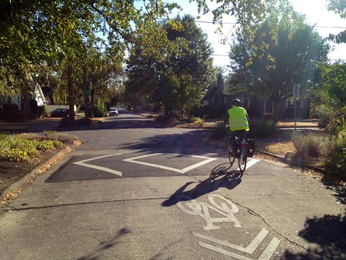 Greenways: beautiful dedicated bicycle infrastructure