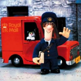 Postman Pat: What's in his bag?