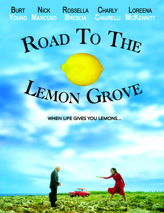 Poster: Road to the Lemon Grove