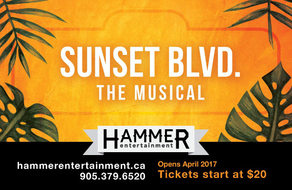 Sunset Blvd. The Musical