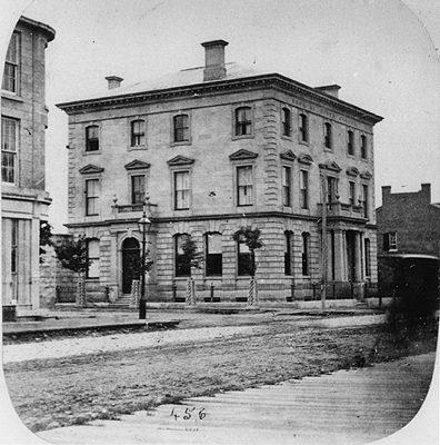 Fig. 12: Bank of Upper Canada