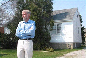 Richard Harris surveys