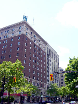 Royal Connaught Hotel (RTH file photo)