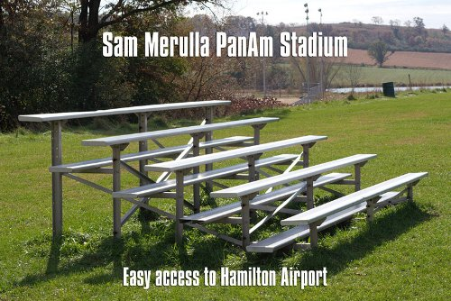 Sam Merulla PanAm Stadium: Easy Access to Hamilton Airport