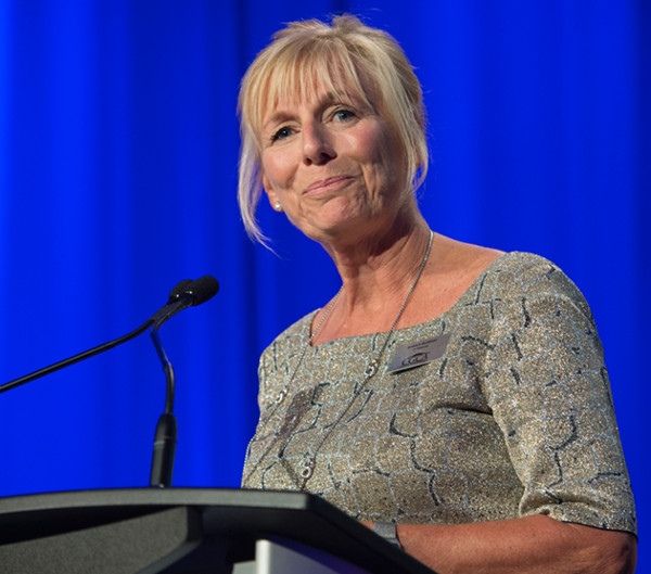 Sheila Murray, president, CI Financial. (Image Credit: Kevin Van Paassen, National Post)