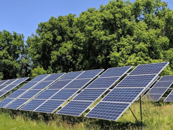 Solar panels in Brantford (RTH file photo)