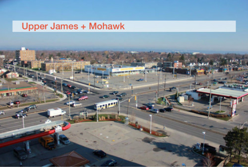 Upper James and Mohawk