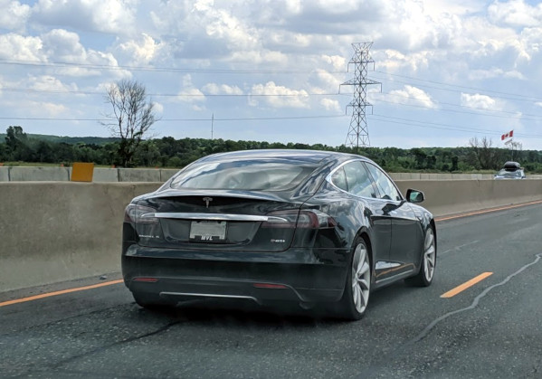 Tesla Model S (RTH file photo)
