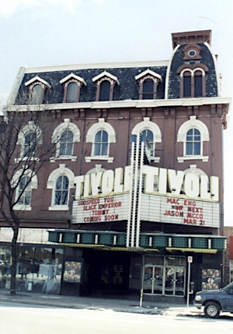 Tivoli Theatre (Photo Credit: Doors Open Ontario http://www.doorsopenontario.on.ca)