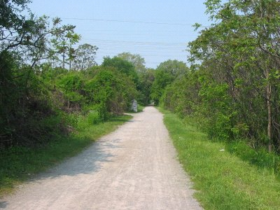 West Hamilton Rail Trail