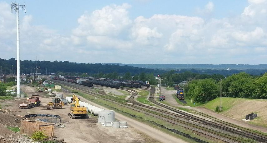 West Harbour CN Rail Yard (RTH file photo)