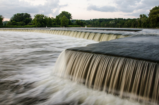 Wilkes Dam, Brantford (Image Credit: Flickr/Grand River Conservation CC BY-NC-SA)